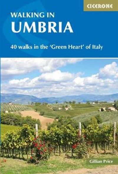 Walking in Umbria - Gillian Price