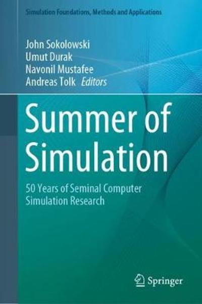 Summer of Simulation - John Sokolowski
