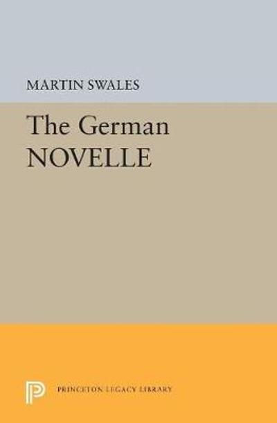 The German NOVELLE - Martin Swales