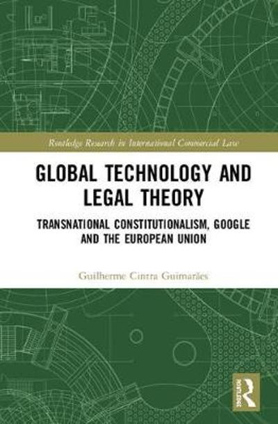 Global Technology and Legal Theory - Guilherme Cintra Guimaraes