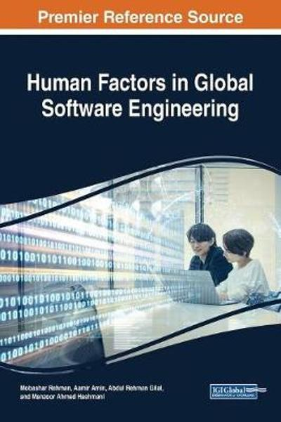 Human Factors in Global Software Engineering - Mobashar Rehman
