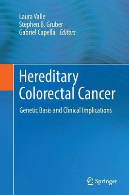 Hereditary Colorectal Cancer - Laura Valle