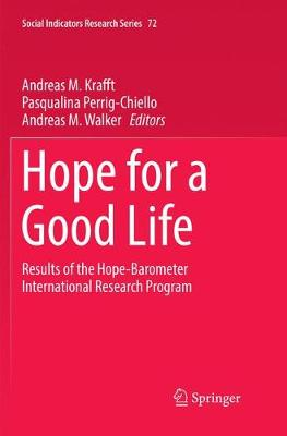 Hope for a Good Life - Andreas M. Krafft