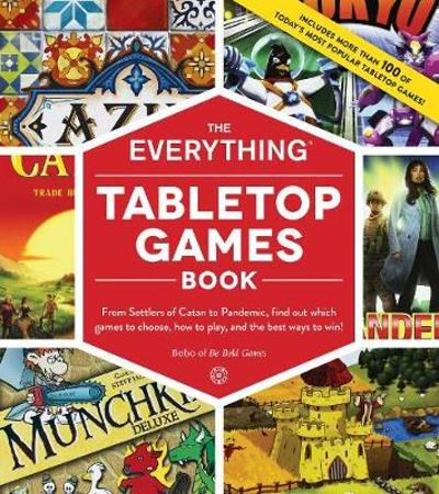 The Everything Tabletop Games Book - Bebo