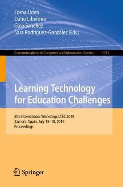 Learning Technology for Education Challenges - Lorna Uden
