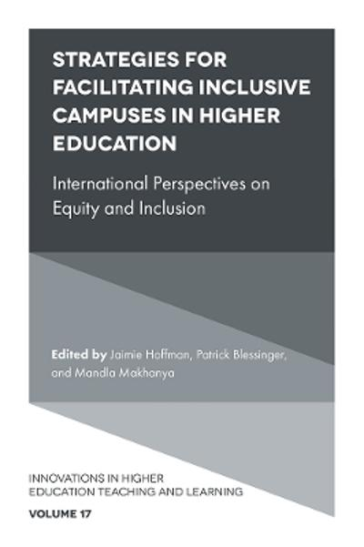 Strategies for Facilitating Inclusive Campuses in Higher Education - Jaimie Hoffman