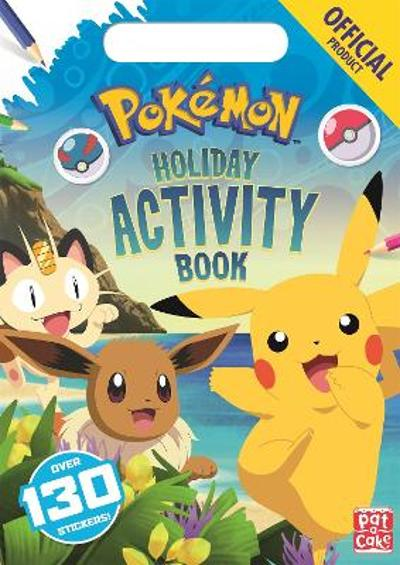 The Official Pokemon Holiday Activity Book - Pokemon