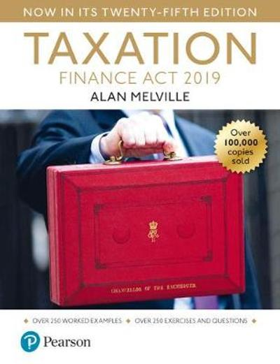 Melville's Taxation: Finance Act 2019 - Alan Melville