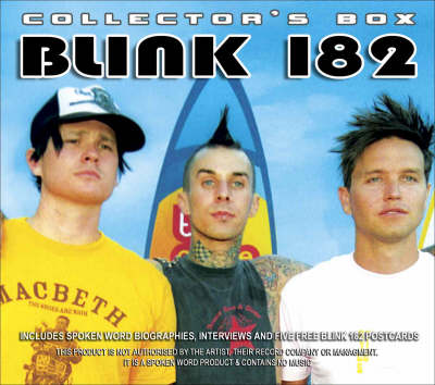 """Blink 182"" Collector's Box - Ben Graham"