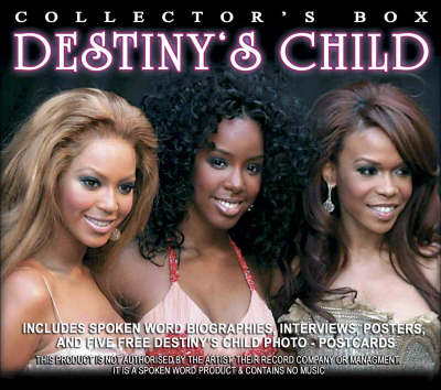 """Destiny's Child"" Collector's Box - Keith Rodway"