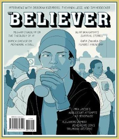 The Believer - The Beverly Rogers, Carol C. Harter Black Mountain Institute