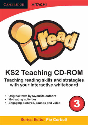 I-read Year 3 CD-ROM - Pie Corbett