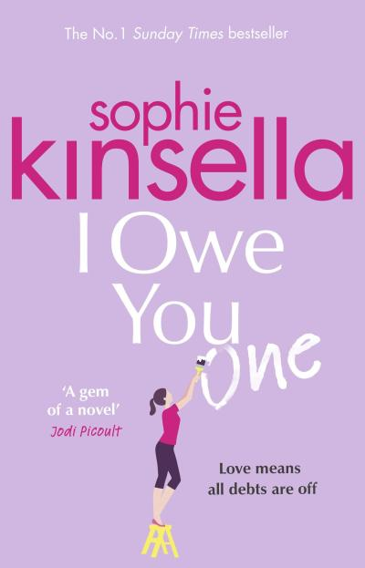 I owe you une - Sophie Kinsella