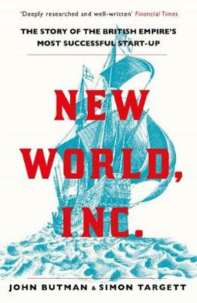 New World, Inc. - John Butman