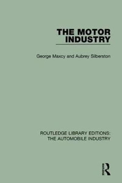 The Motor Industry - George Maxcy