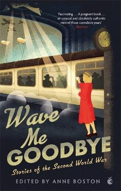 Wave Me Goodbye - Anne Boston