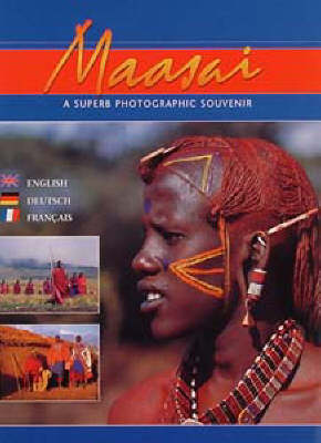 Beautiful Maasai People - Michael Brett