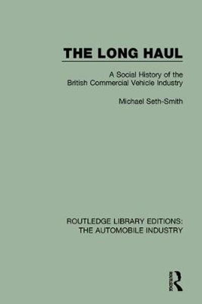 The Long Haul - Michael Seth-Smith