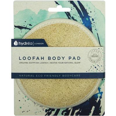Egyptian Loofah Body Pad - Hydréa London