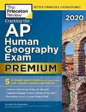 Cracking the AP Human Geography Exam 2020 - Princeton Review
