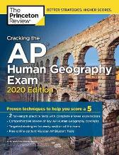 Cracking the AP Human Geography Exam, 2020 Edition - Princeton Review