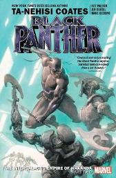 Black Panther Book 7: The Intergalactic Empire Of Wakanda Part 2 - Ta-Nehisi Coates Kev Walker