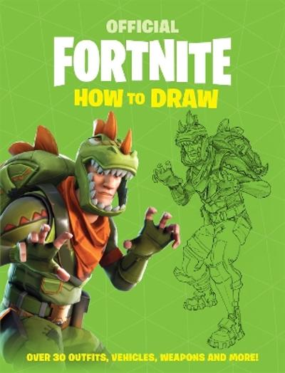 FORTNITE Official: How to Draw - Epic Games