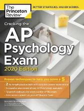 Cracking the AP Psychology Exam, 2020 Edition - Princeton Review