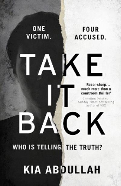 Take It Back - Kia Abdullah