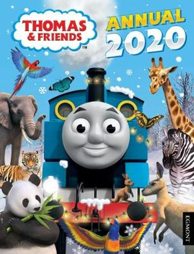 Thomas & Friends Annual 2020 - Egmont Publishing UK