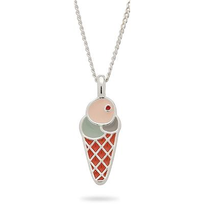 Thrill Necklace Ice Cream - Pilgrim
