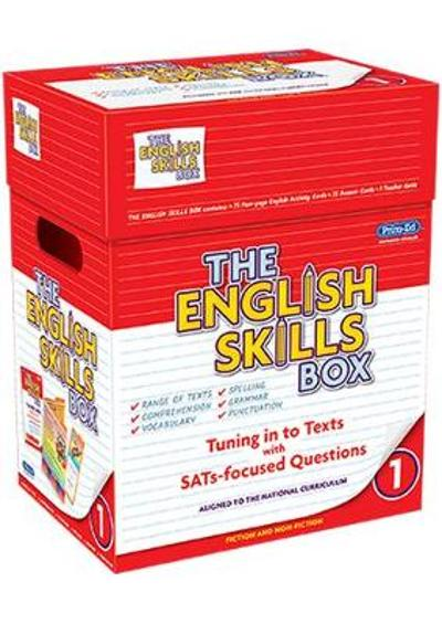 The English Skills Box 1 - Prim-Ed Publishing