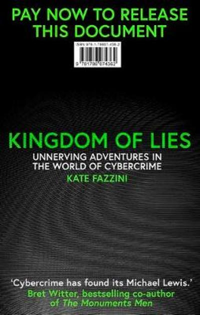 Kingdom of Lies - Kate Fazzini