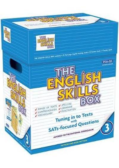 The English Skills Box 3 - Prim-Ed Publishing