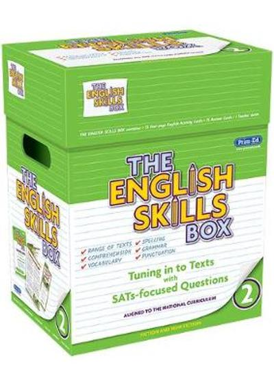 The English Skills Box 2 - Prim-Ed Publishing