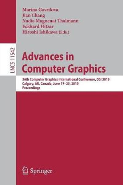 Advances in Computer Graphics - Marina Gavrilova
