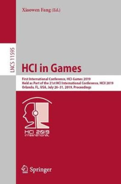 HCI in Games - Xiaowen Fang