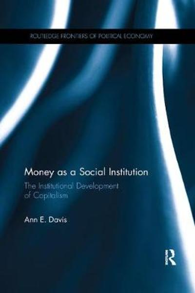 Money as a Social Institution - Ann E. Davis