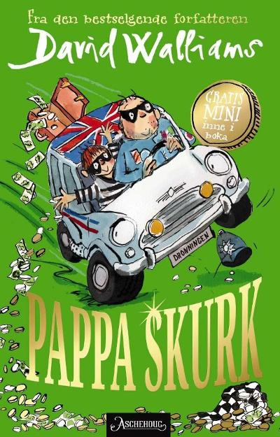 Pappa skurk - David Walliams