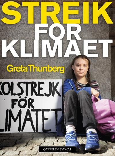 Streik for klimaet - Greta Thunberg