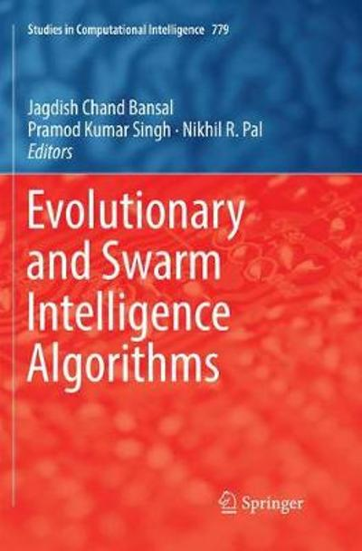 Evolutionary and Swarm Intelligence Algorithms - Jagdish Chand Bansal