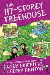 The 117-Storey Treehouse - Andy Griffiths Terry Denton