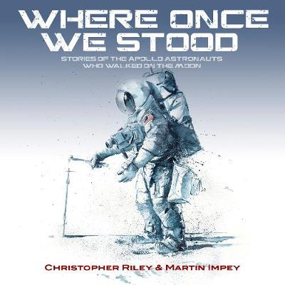 WHERE ONCE WE STOOD - CHRISTOPHER RILEY