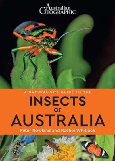 A A Naturalist's Guide to the Insects of Australia - Peter Rowland
