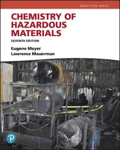 Chemistry of Hazardous Materials - Eugene Meyer