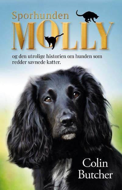 Sporhunden Molly - Colin Butcher