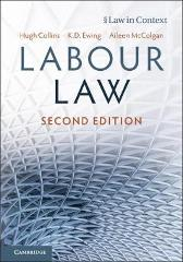 Labour Law - Hugh Collins Keith Ewing Aileen McColgan
