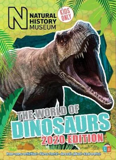 Natural History Museum - Dinosaurs 2020 Edition - Little Brother Books