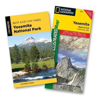 Best Easy Day Hiking Guide and Trail Map Bundle - Suzanne Swedo