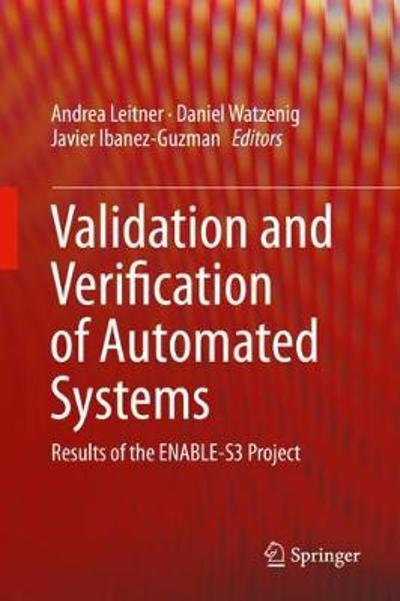 Validation and Verification of Automated Systems - Andrea Leitner